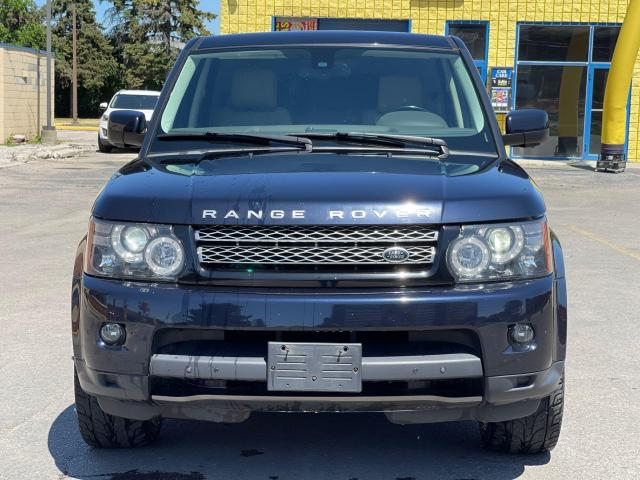 2012 Land Rover Range Rover Sport HSE LUXURY NAVIGATION/REAR VIEW CAMERA Photo7