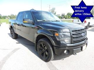 Used 2014 Ford F-150 FX4 Well oiled 5.0L V8 Sunroof Navigation Loaded for sale in Gorrie, ON