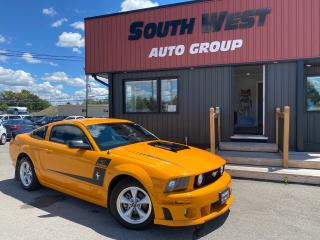 Used 2007 Ford Mustang Roush Appearance Pkg for sale in London, ON