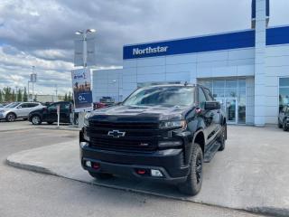 Used 2019 Chevrolet Silverado 1500 LT TRAILBOSS/Z71/CREWCAB/BACKUPCAM/APPLEPLAY/V8 for sale in Edmonton, AB
