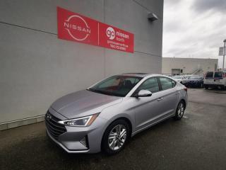 Used 2020 Hyundai Elantra Preferred w/Sun & Safety Package / Used Hyundai Dealership for sale in Edmonton, AB