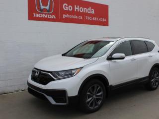 New 2021 Honda CR-V Sport for sale in Edmonton, AB