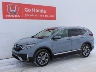 New 2021 Honda CR-V Touring for sale in Edmonton, AB