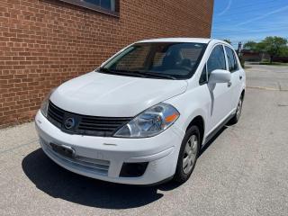 Used 2011 Nissan Versa Versa, AUTOMATIC, SEDAN for sale in Oakville, ON