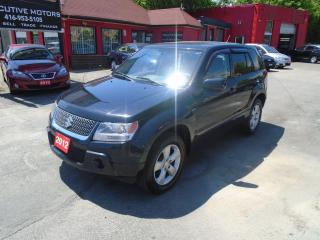 Used 2012 Suzuki Grand Vitara Premium/ 4x4/ ICE COLD AC / ALLOYS / KEYLESS ENTRY for sale in Scarborough, ON