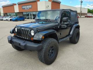 Used 2009 Jeep Wrangler X for sale in Steinbach, MB
