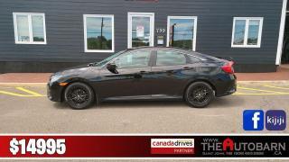 Used 2016 Honda Civic LX for sale in Saint John, NB