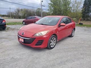 Used 2010 Mazda MAZDA3 GS for sale in Stouffville, ON