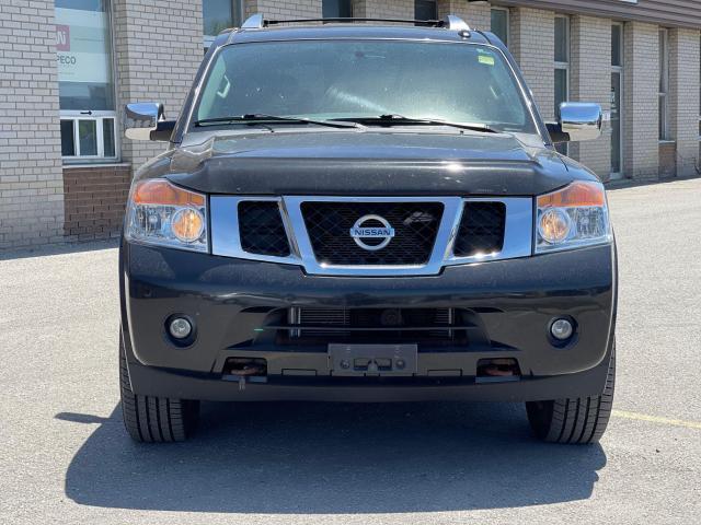 2013 Nissan Armada PLATINUM 4X4 NAVIGATION/CAMERA/7 PASSENGER Photo6