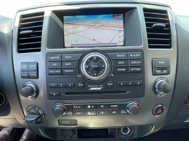 2013 Nissan Armada PLATINUM 4X4 NAVIGATION/CAMERA/7 PASSENGER Photo12