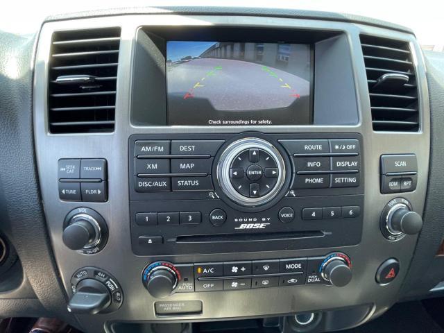 2013 Nissan Armada PLATINUM 4X4 NAVIGATION/CAMERA/7 PASSENGER Photo13