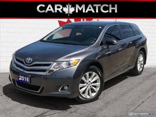 Used 2016 Toyota Venza AWD / AUTO / AC / 61,618 KM for sale in Cambridge, ON