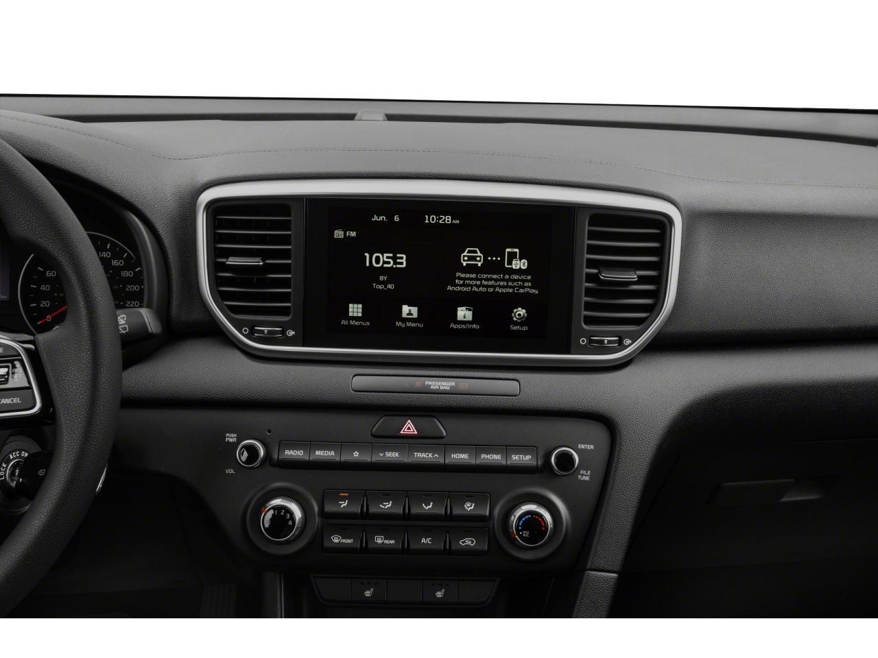 2022 Kia Sportage 2.4L LX FWD