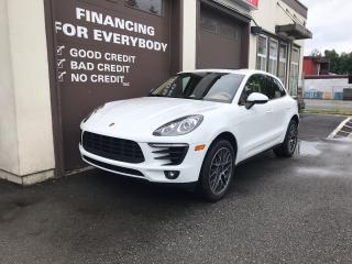 Used 2015 Porsche Macan S for sale in Abbotsford, BC