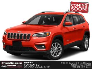 New 2021 Jeep Cherokee Altitude for sale in Ottawa, ON