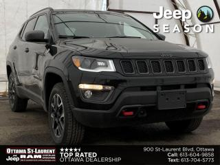 New 2021 Jeep Compass Trailhawk for sale in Ottawa, ON