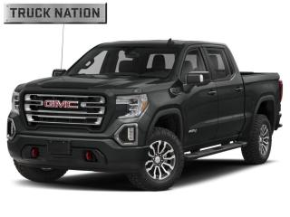 New 2021 GMC Sierra 1500 AT4 for sale in Burnaby, BC