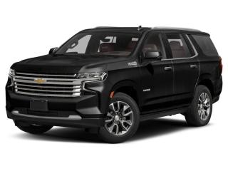 New 2021 Chevrolet Tahoe HIGH COUNTRY for sale in Burnaby, BC