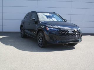 New 2021 Audi Q5 45 Technik for sale in Regina, SK