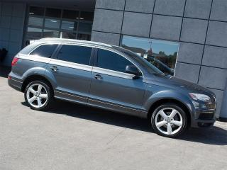 Used 2014 Audi Q7 NAVI|360 CAMERA|PANOROOF|WINTER WHEELS AND TIRES for sale in Toronto, ON