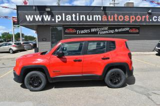 Used 2015 Jeep Renegade Sport 4WD!! REMOTE START!! BLUETOOTH!! for sale in Saskatoon, SK