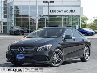Used 2018 Mercedes-Benz CLA-Class 250 SUNROOF | LEATHER | HEATED SEATS | 2.0L |  4 CYL for sale in Burlington, ON