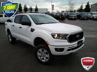 Used 2020 Ford Ranger XLT | CLEAN CARFAX | TRAILER PKG | REVERSE CAMERA | CLOTH SEATING | PRE-COLLISION ASSIST | for sale in Barrie, ON