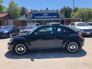 Used 2016 Volkswagen Beetle COUPE for sale in Flesherton, ON