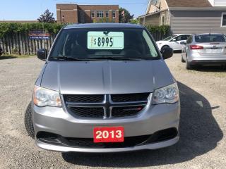 Used 2013 Dodge Grand Caravan SXT for sale in Hamilton, ON
