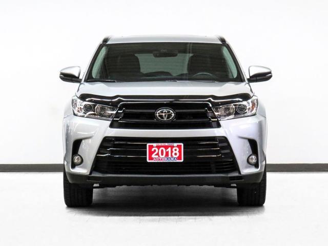 2018 Toyota Highlander SE AWD NAVIGATION LEATHER SUNROOF BACKUP CAM