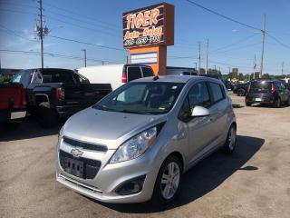 Used 2015 Chevrolet Spark LT*HATCH*AUTO*ONLY 105KM*SCREEN*NEEDS TRANSMISSION for sale in London, ON