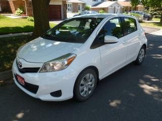 Used 2014 Toyota Yaris LE for sale in Weston, ON