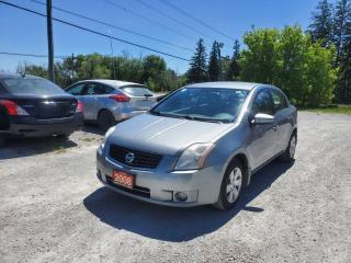 Used 2008 Nissan Sentra 2.0 LOW KMS CERTIFIED for sale in Stouffville, ON