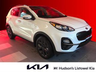 New 2022 Kia Sportage EX S for sale in Listowel, ON