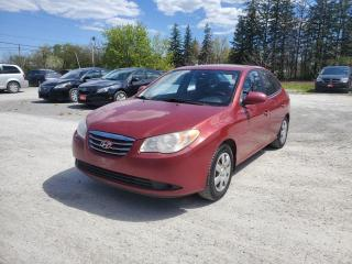 Used 2010 Hyundai Elantra GLS for sale in Stouffville, ON