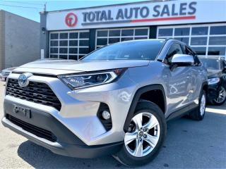 Used 2019 Toyota RAV4 Hybrid XLE for sale in North York, ON