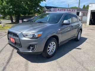 Used 2015 Mitsubishi RVR Accident Free/Automatic/AWD/Bluetooth/Certified for sale in Scarborough, ON