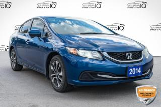 Used 2014 Honda Civic EX AS TRADED SPECIAL   YOU CERTIFY, YOU SAVE for sale in Innisfil, ON