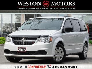 Used 2016 Dodge Grand Caravan *3.6L*SXT *STOW N GO*POWER GROUP!! for sale in Toronto, ON