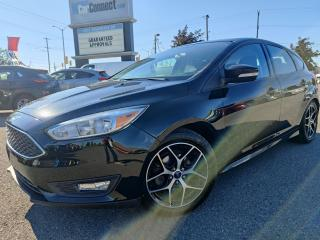 Used 2016 Ford Focus SE SPORT PACKAGE for sale in Ottawa, ON