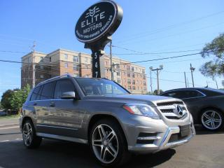 Used 2013 Mercedes-Benz GLK-Class 4MATIC 4dr GLK 350 for sale in Burlington, ON
