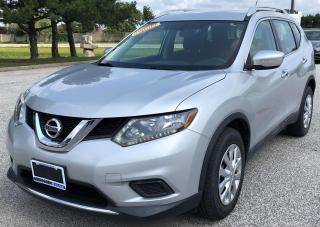 Used 2015 Nissan Rogue SV for sale in Windsor, ON