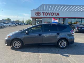Used 2017 Toyota Prius v LUXURY HYBRID for sale in Cambridge, ON