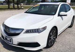 Used 2016 Acura TLX Tech for sale in Windsor, ON