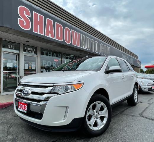 2013 Ford Edge 3.5L SEL AWD - NAV/ PANO ROOF/ PWR HATCH/HEAT SEAT