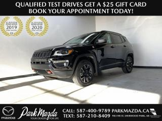 Used 2019 Jeep Compass Trailhawk for sale in Sherwood Park, AB
