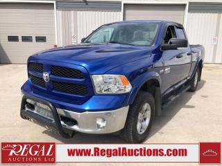 Used 2017 RAM 1500 Outdoorsman Quad CAB SWB 4WD 5.7L for sale in Calgary, AB
