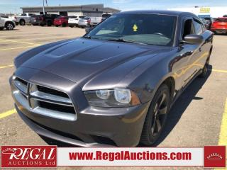 Used 2013 Dodge Charger SE 4D Sedan 3.6L for sale in Calgary, AB
