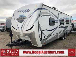 Used 2014 OUTDOORS TIMBER RIDGE 270 DBHS TRAVEL TRAILER for sale in Calgary, AB