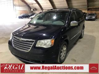 Used 2010 Chrysler Town & Country TOURING WAGON FWD for sale in Calgary, AB